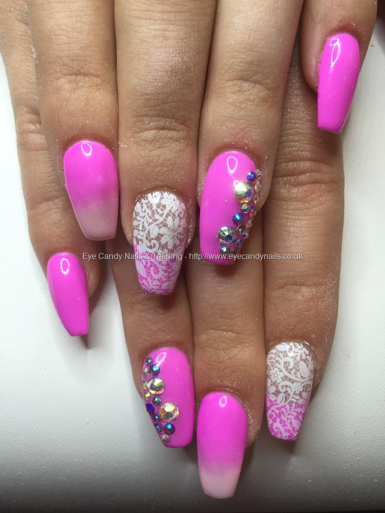 Social Build - Ballerina Acrylics With Chic To Chic And Radiant ...