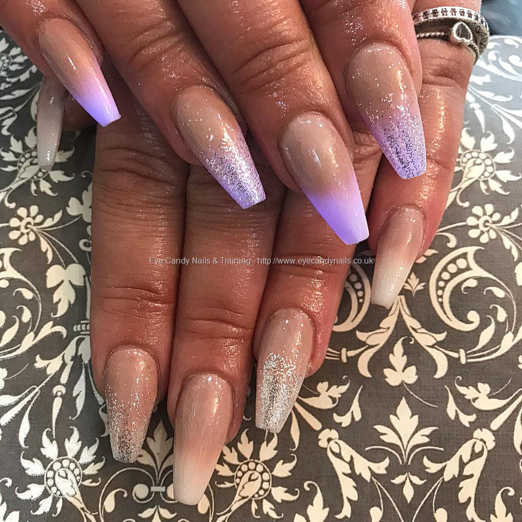 Social Build - French Ombré With Glow In The Dark White Acrylic ...