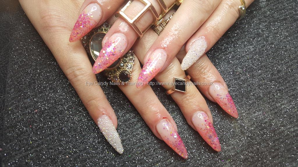 Social build acrylic nails with glitter dust and swarovski pixie acrylic nails with glitter dust and swarovski pixie dust nail techniciannicola senior taken prinsesfo Images